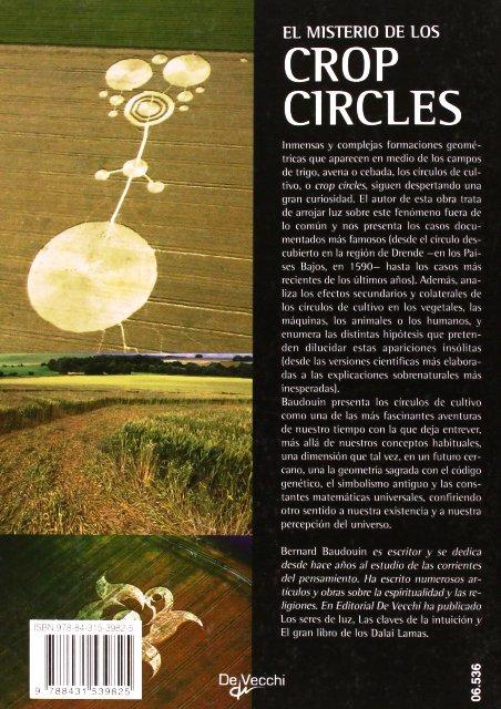 EL MISTERIO DE LOS CROP CIRCLES