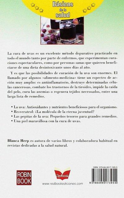 LA CURA DE UVAS . BASICOS DE LA SALUD