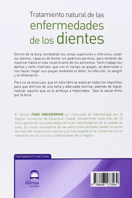 ENFERMEDADES DE LOS DIENTES - TRATAMIENTO NATURAL DE LAS