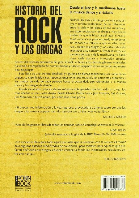 HISTORIA DEL ROCK Y DE LAS DROGAS