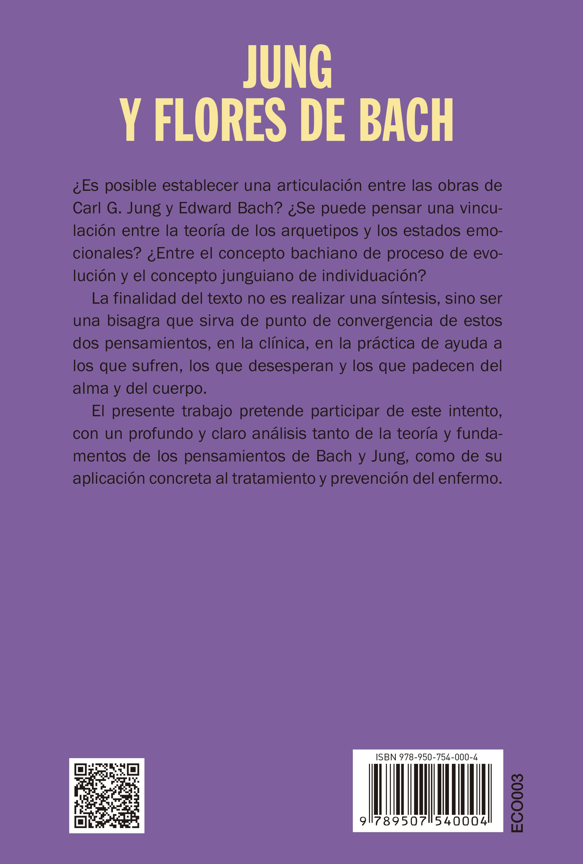 JUNG Y FLORES DE BACH . ARQUETIPOS Y FLORES