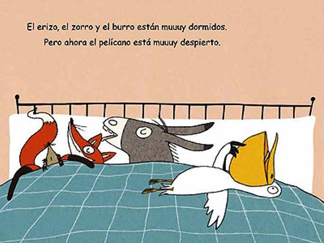 MUY DORMIDO , MUY DESPIERTO