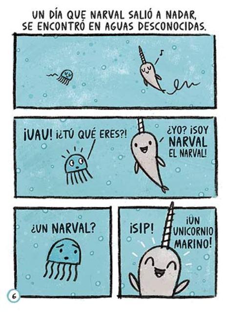 NARVAL - UNICORNIO MARINO