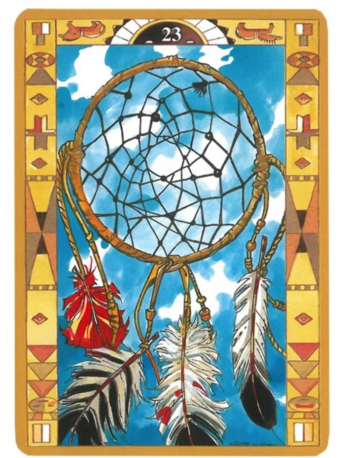 NATIVE AMERICAN ORACLE CARDS . LIBRO + 33 CARTAS