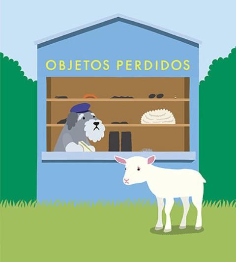 LA OFICINA DE OBJETOS PERDIDOS