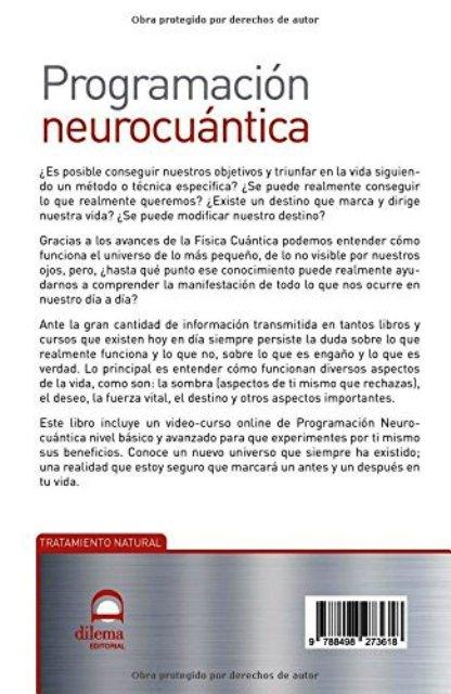 PROGRAMACION NEUROCUANTICA - TRATAMIENTO NATURAL