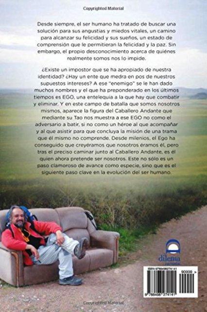 EL TAO DEL CABALLERO ANDANTE - UN CAMINO A TI