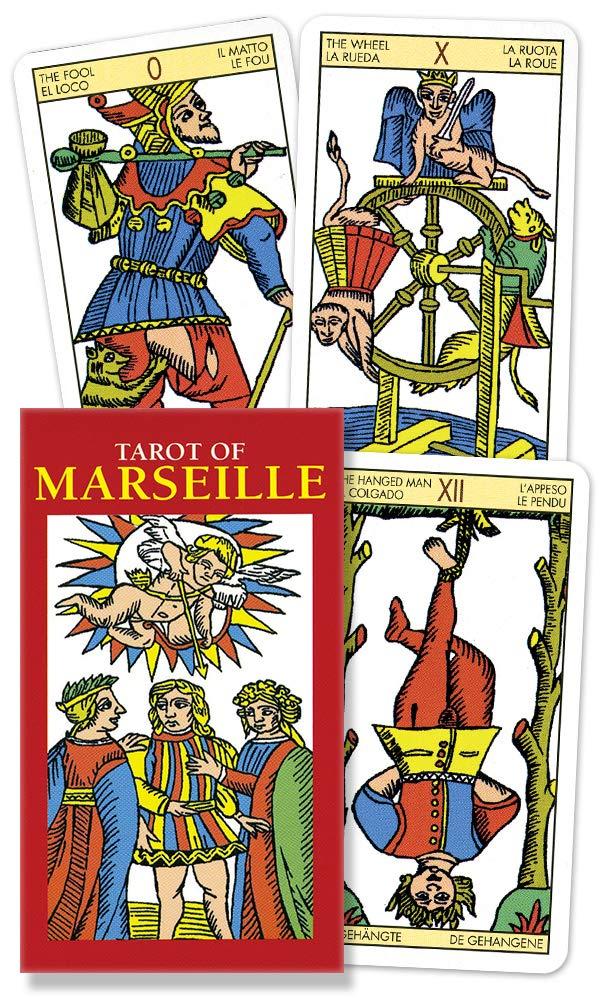 TAROT DE MARSELLA (MINI)