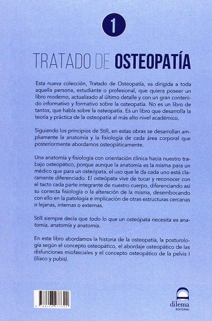 TRATADO DE OSTEOPATIA T.1