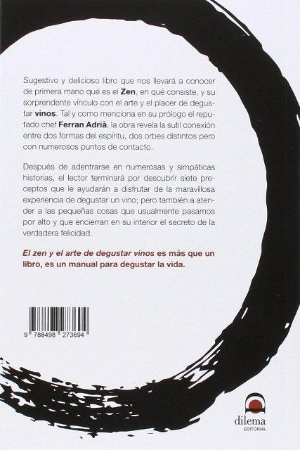 EL ZEN Y EL ARTE DE DEGUSTAR VINOS